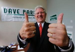 دیو بارو - شهردار محافظه کار
