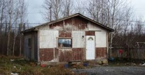 first nation home