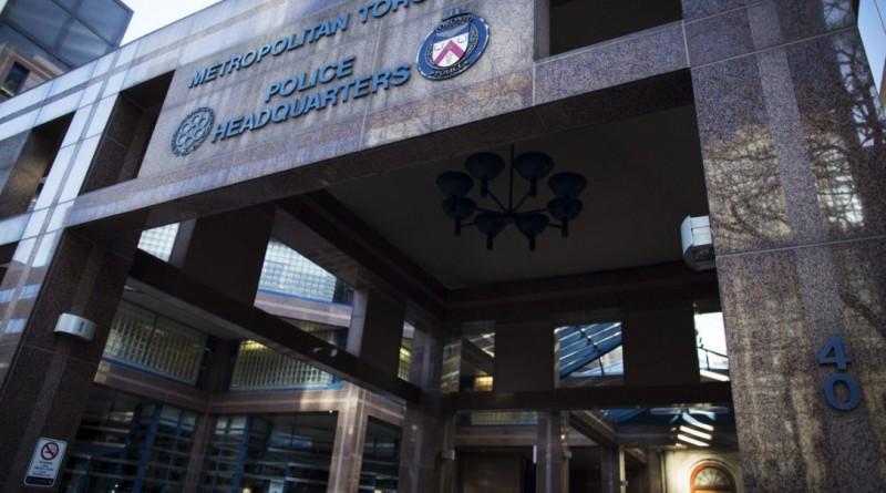 TORONTO POLICE HQ