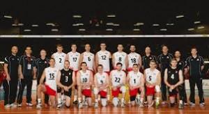 cannada volleyball team