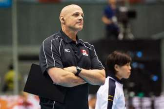 volleyball canada coach