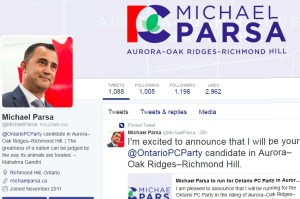 michale parsa mpp oak ridge