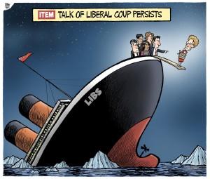 liberal wynne -cartton
