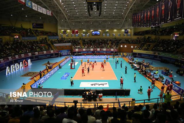 iran canada volleyball