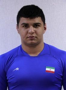 نعیم حسن زاده - 120 کیلو از مازندران