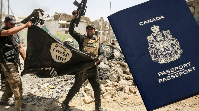 canada isis