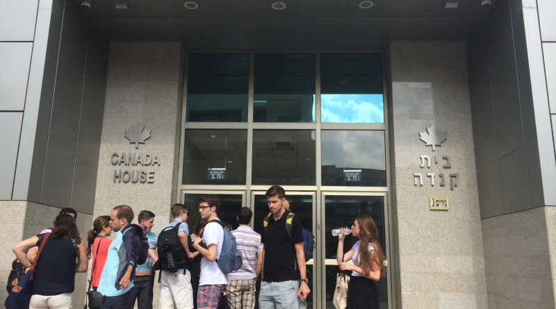 canada embassy telaviv