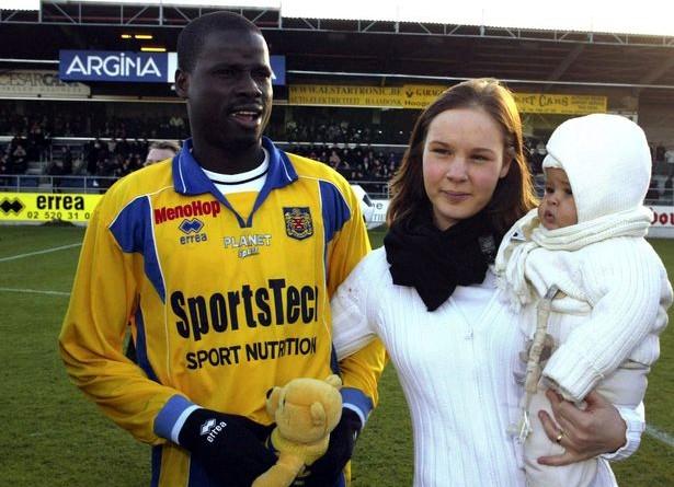 emanuel Eboune wife