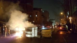 iran unrest