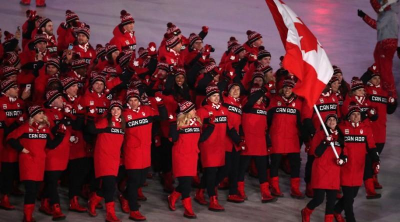 canada winter olympic team2018