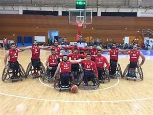 iran basketbal weelchair