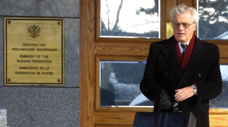 russian embassy ottawa