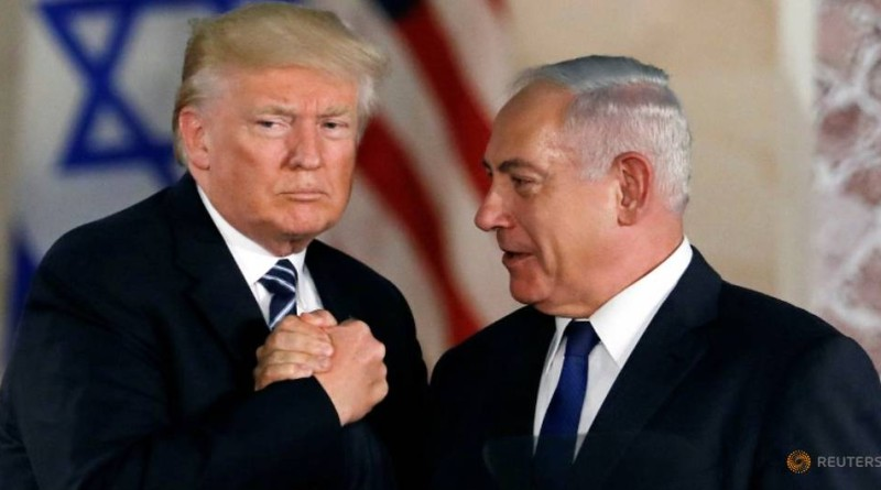 trump-and netanyahu-
