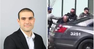 الک میناسیان از شهر ریچموندهیل عامل حمله تروریستی و قتل 9 نفر و زخمی شدن 16 نفر در تورنتو Alek Minassian, 25, is  alleged driver in Toronto van attack