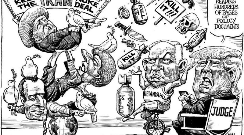 iran deal barjam trump