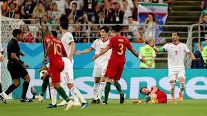 iran 1 portugal 1-3