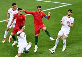 iran 1 portugal 1-4