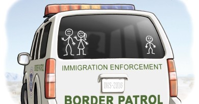 USA Trump Border Patrol سرویس مرزبانی امریکا در دوران ترامپ