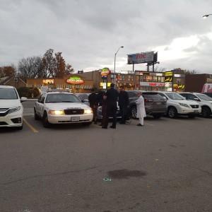 toronto police arrest plaza irani