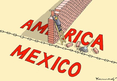 Trump Wall  سیاست ، دیوار   ترامپ