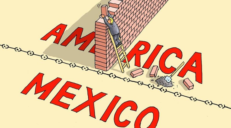 trump wall us mexio