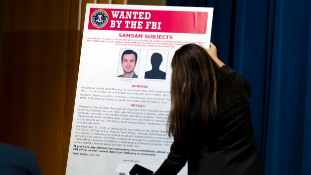 wanted by FBI hack
