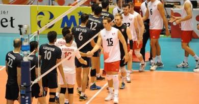 Iran beat Canada 3-0 in FIVB competition پیروزی ایران بر تیم والیبال کانادا
