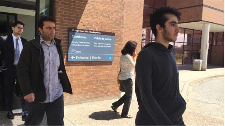 نقض اشکار حقوق بشر دو ایرانی کانادا و جامعه ایرانی کانادا توسط پلیس منطقه یورک  violation of Human rights of two Iranian Canadian by York Regional police