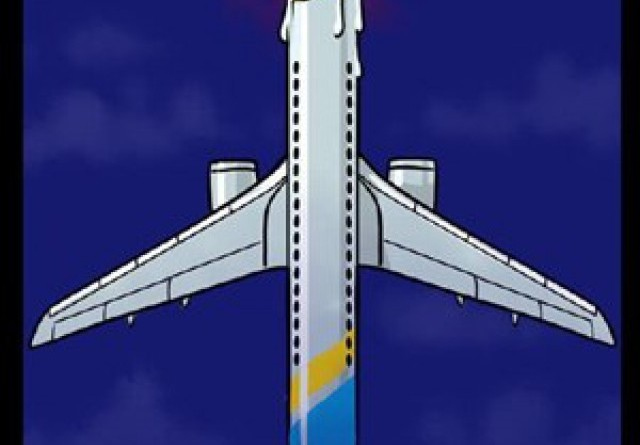 ukrane plane crash