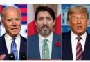 بایدن ، ترامپ ،  و ترودو – کانادا و آمریکا – و کرونا Saeed Soltanpour on Biden . Trump and Trudeau – Corona and opposition